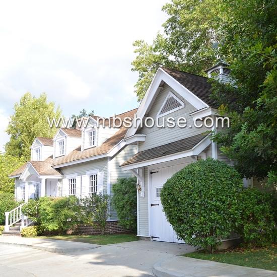 structure en acier l g re pr fabriqu e maison villa de. Black Bedroom Furniture Sets. Home Design Ideas
