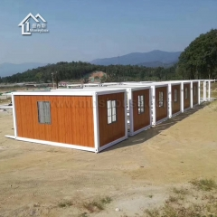 Heat-insulated Detachable Container House