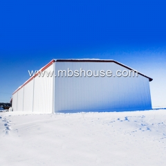 Good Insulation Steel Structure